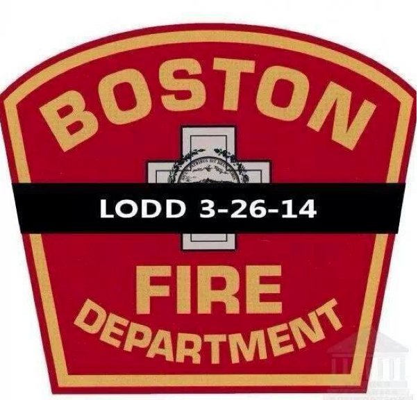 In Honor of Boston Firefighter's Michael R. Kennedy & Lieutenant Edward J. Walsh Jr.