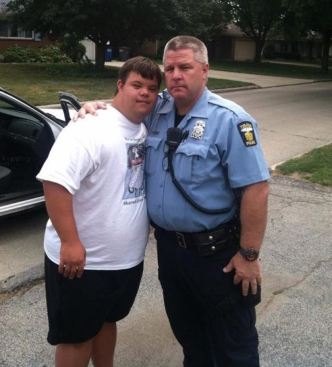 Photo Courtesy of the Toledo Police Department's facebook page