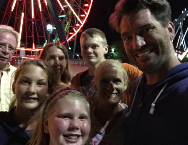A Cedar Point