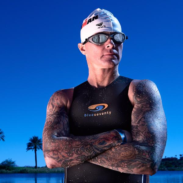 Todd Crandell: From Addict to Ironman