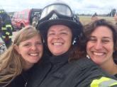Heather, Lindsay and Meredith